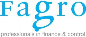 Fagro logo met payoff